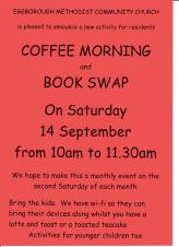 Coffee Morning & Book Swap